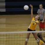 Our Hornet Spikers Fall to AAH