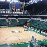 Varsity Basketball at EMU on 1/4/13