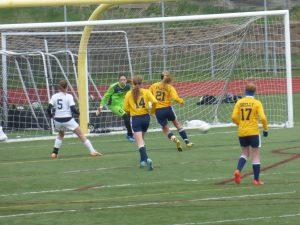 Girls Varsity Soccer Spring 2015