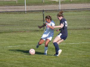 Girls Varsity Soccer Spring 2016