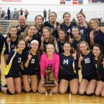 The Saline Post: Saline Volleyball Wins First District Championship Since 2005