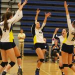 The Saline Post: Bedford Defeats Saline in 5-Set Saga