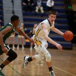 The Saline Post: Hoopsters Out-Tough Dexter to Win 8th Straight