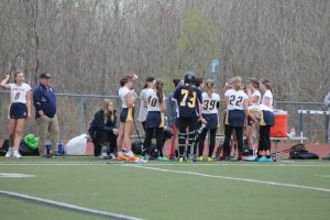 04/21/16 – Girls Lacrosse vs. AA Skyline (Senior Night)