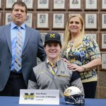 The Saline Post: Plocki Earns Shot of a Lifetime with Michigan Football