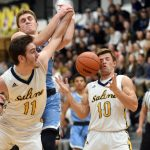 MLive: Saline knocks off Hartland 47-37 as battle for first in SEC Red looms