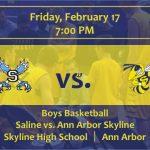 Boys Basketball vs. AA Skyline