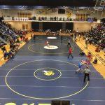 MHSAA Wrestling Regional at Saline
