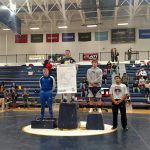 Dylan Powers-Regional Champion at 189lbs