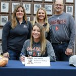 The Saline Post: All-State Setter Zoey Ammon to Play at Kalamazoo College