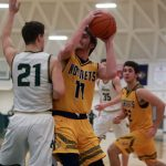 The Saline Post: Time Runs Out on Relentless Saline Basketball Team