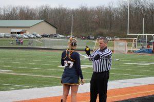 04/13/17 – Girls Lacrosse vs. Tecumseh