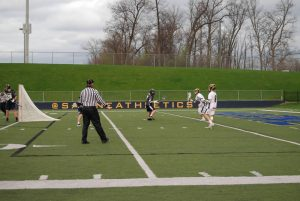 04/21/2017 – Boys Lacrosse vs. South Lyon