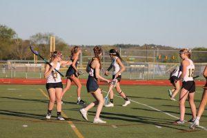 5/8/2017 – Girls Lacrosse vs. AA Huron