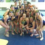 Saline Water Polo Regional Champions