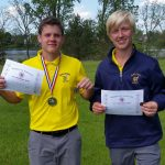The Saline Post: Brinks, Woods Earn All SEC Golf Honors as Hornets Take Third