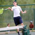 The Saline Post: Saline Tennis Opens Season Against Troy Athens