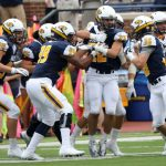 The Saline Post: Saline Falls in Defensive Struggle at the Big House