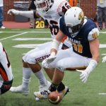 The Sun Times News: Photo Gallery: Saline Football Falls In Opener At The Big House