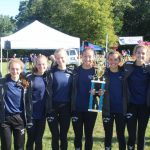 The Saline Post: Saline Varsity Girls Cross Country Team Wins at Bath Invitational