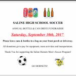 Support Saline Soccer!