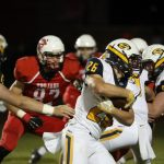 The Saline Post: GALLERY: Saline Defeats Monroe, Clinches Share of SEC Title, Playoff Berth