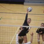 The Saline Post: After Thrilling Win Against Dexter, Saline Volleyball Falls to Monroe