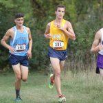 The Saline Post: Saline Boys XC Takes 3rd at Portage