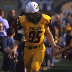 The Saline Post: Even-Keeled Danny Weidmayer Veteran on Defensive Line