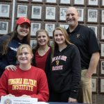 The Saline Post: Saline Water Polo Gunner Cassie Anderson Commits to Virginia Military Institute