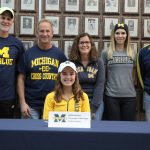 The Saline Post: Jessi Larson Battles Back from Injury to Run for Michigan