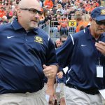 The Saline Post: Dunny, Leslie Earn MHSFCA Coaching Awards