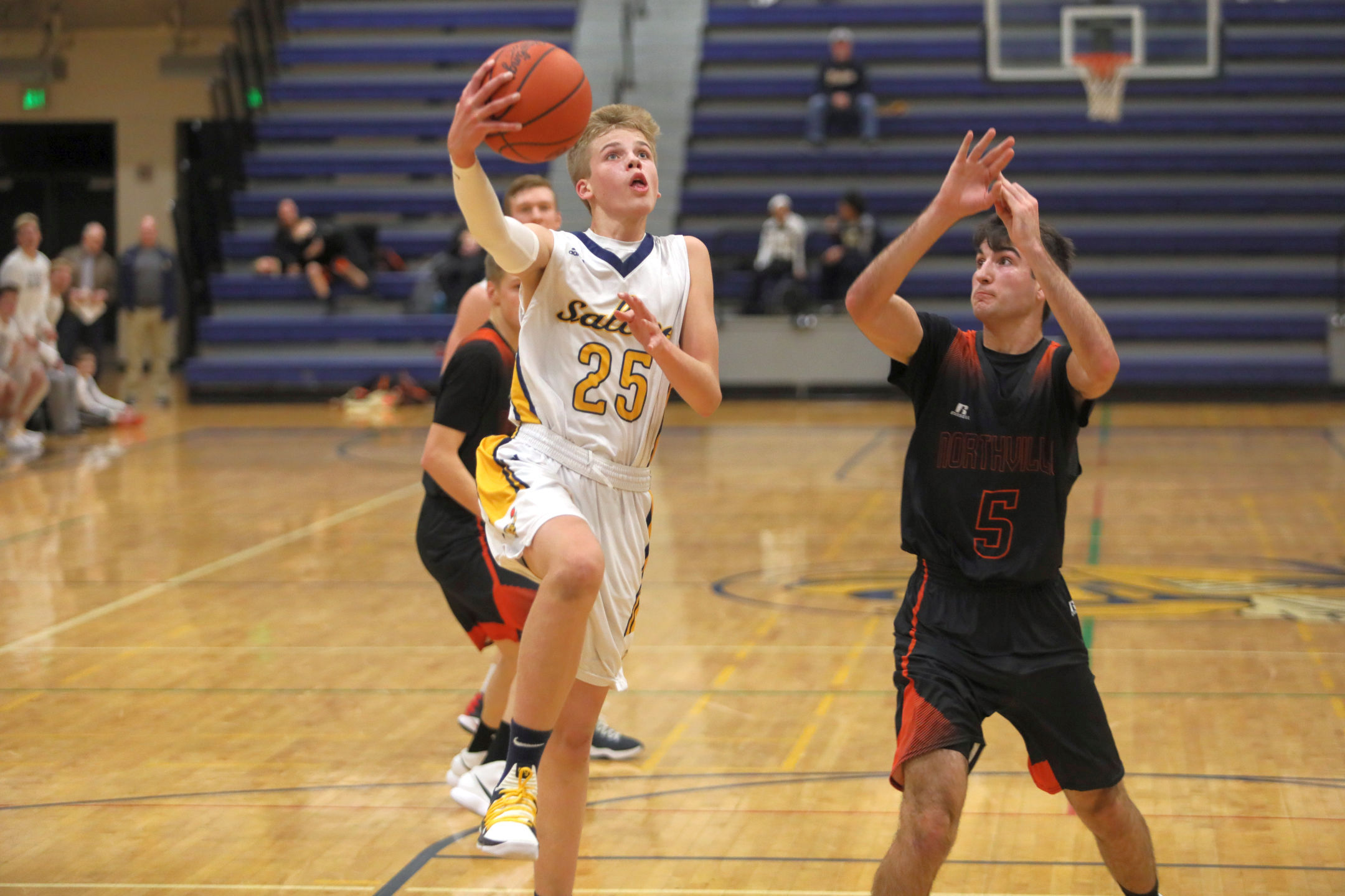 The Saline Post: Saline Improves to 3-0, Faces Pioneer Friday