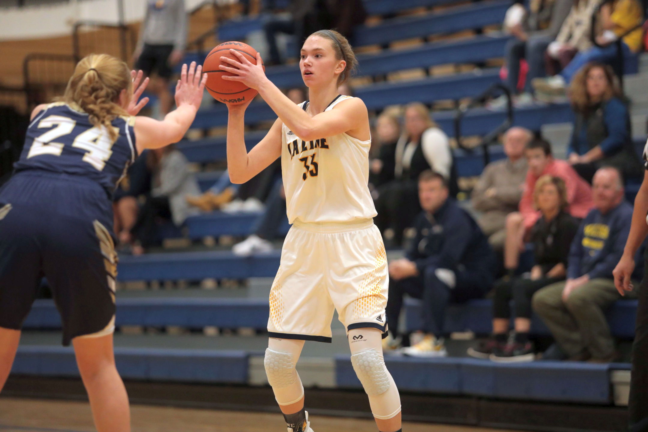 The Saline Post: Stemmer Scores 24 as Saline Opens SEC Red Schedule With Win at Pioneer