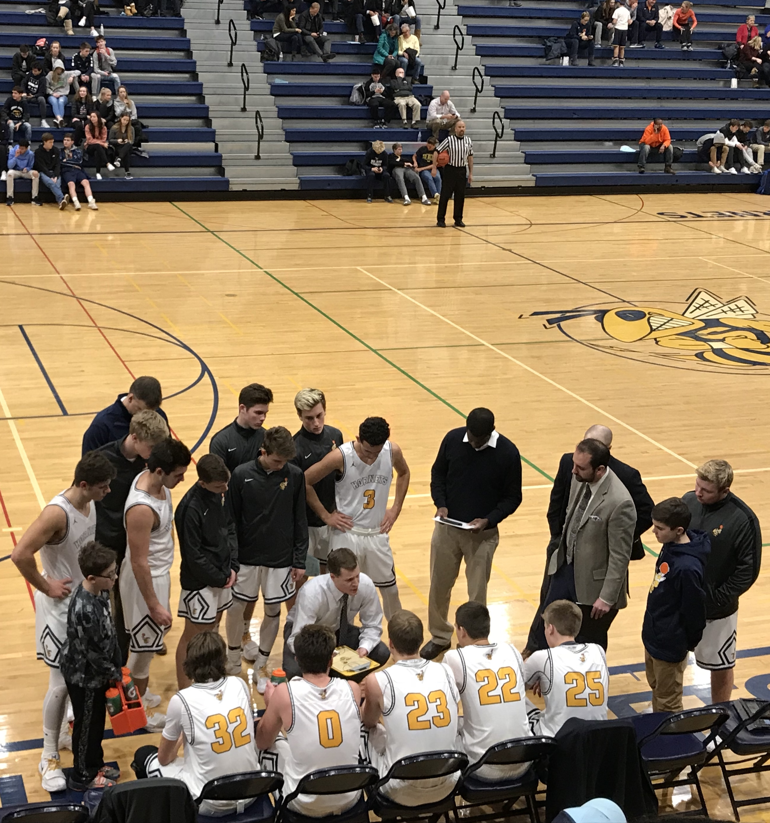 Hornets Fall to Howell 50-47 as Skyline Matchup Looms
