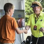 MLive: Saline golf coach Debbie Williams-Hoak earns prestigious award from LPGA-USGA
