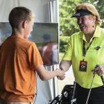 MLive: Saline golf coach Debbie Williams-Hoak earns prestigious award from LPGA-USGA
