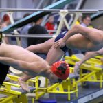 @TheSalinePost: Swim and Dive Earns SEC Red Victory