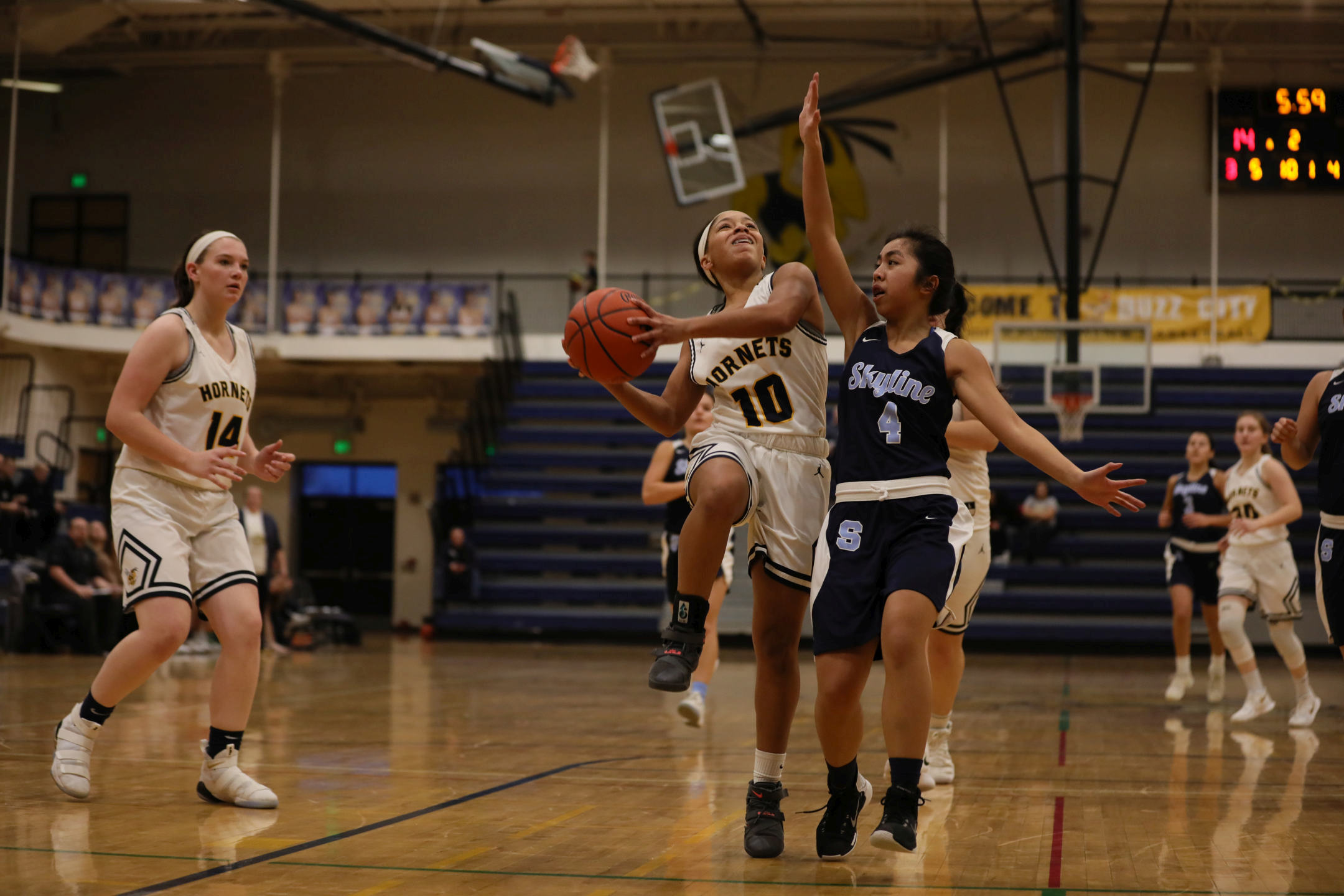 @TheSalinePost: Girls Win on Senior Night, Head into Playoffs on High Note