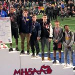 @TheSalinePost: Poupore Wins Final 4 Matches to Take 3rd in State