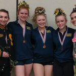 @TheSalinePost: Saline Sends 5 Gymnasts to State Meet