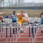 @TheSalinePost: Harris Sets New Saline Standard as Hornets Win Dual Meet