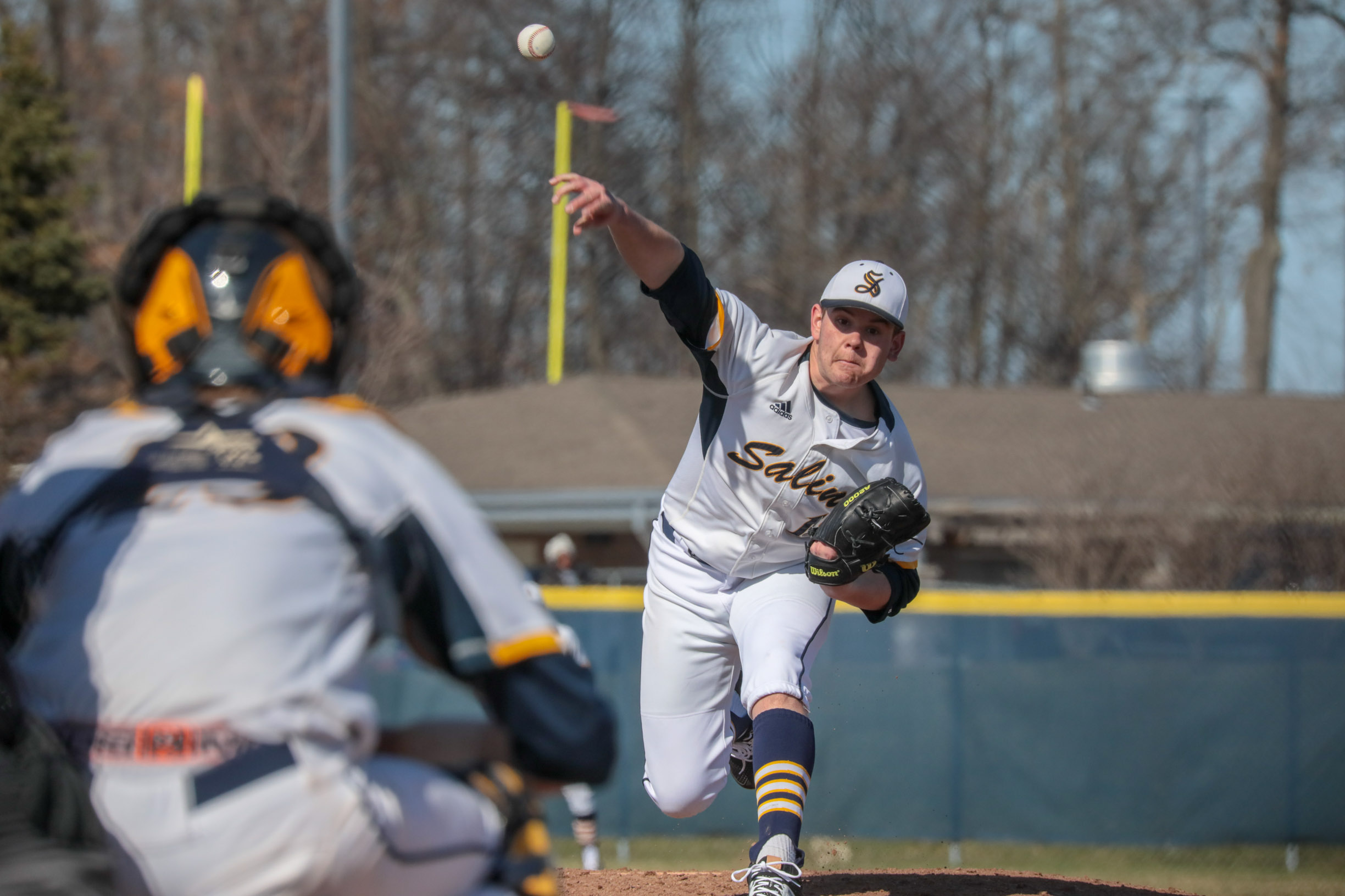 @TheSalinePost: Saline Takes 2 From Bedford, Improves to 5-0