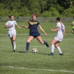 @TheSalinePost: Soccer Team Opens Playoffs with 10-0 Win