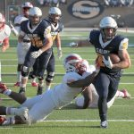 @TheSalinePost: Young Saline Football Team Comes Up Short Against Highly Ranked Chippewa Valley