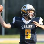 @TheSalinePost: Arbaugh Making Most of Opportunity as Saline's Starting QB
