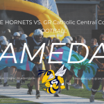 Watch Varsity Football Take on Grand Rapids CC