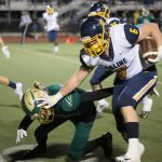@TheSalinePost: Saline Shuts Out Huron, 35-0, Clinches Playoff Spot