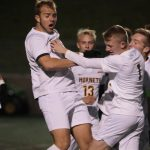 @TheSalinePost: Nichols' Early Goal Stands As Saline Advances to District Championship