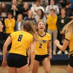 @TheSalinePost: Saline Loses Heartbreaker to Skyline in 5-Set Thriller